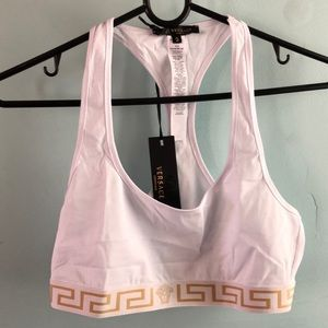 VERSACE sports bra BRAND NEW